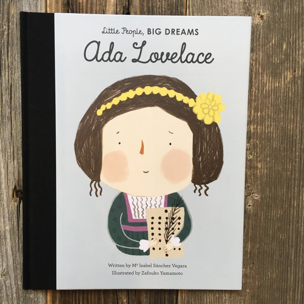 Little People Big Dreams Ada Lovelace