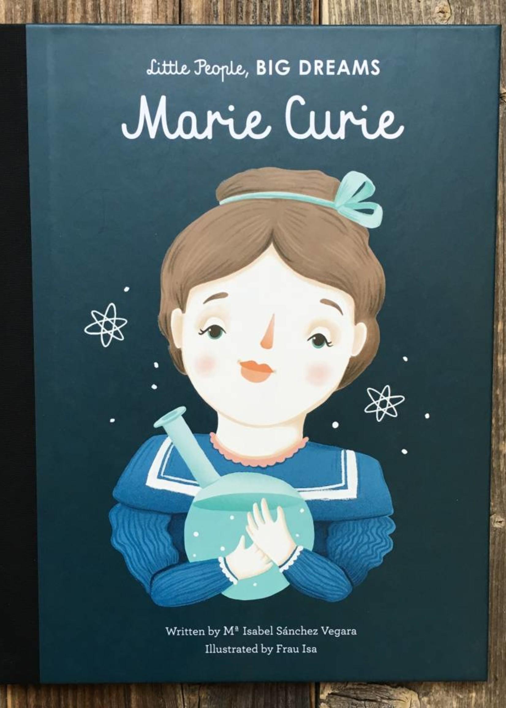 Hachette Little People Big Dreams Marie Curie