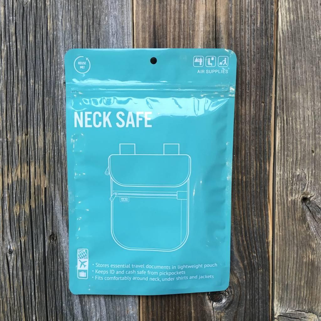 Flight 001 Neck Safe Black