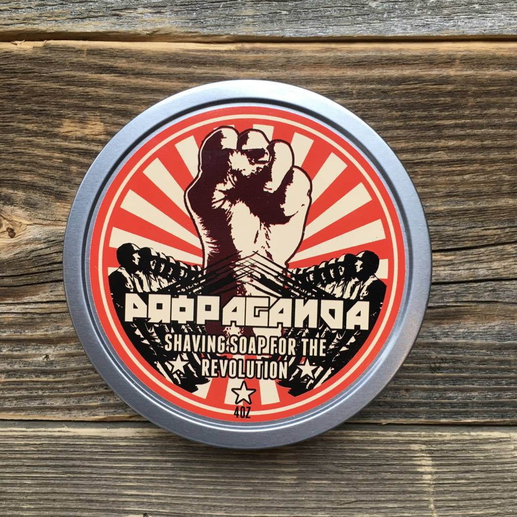 Dr.Jon's Natural Vegan Shaving Soap Vol.2