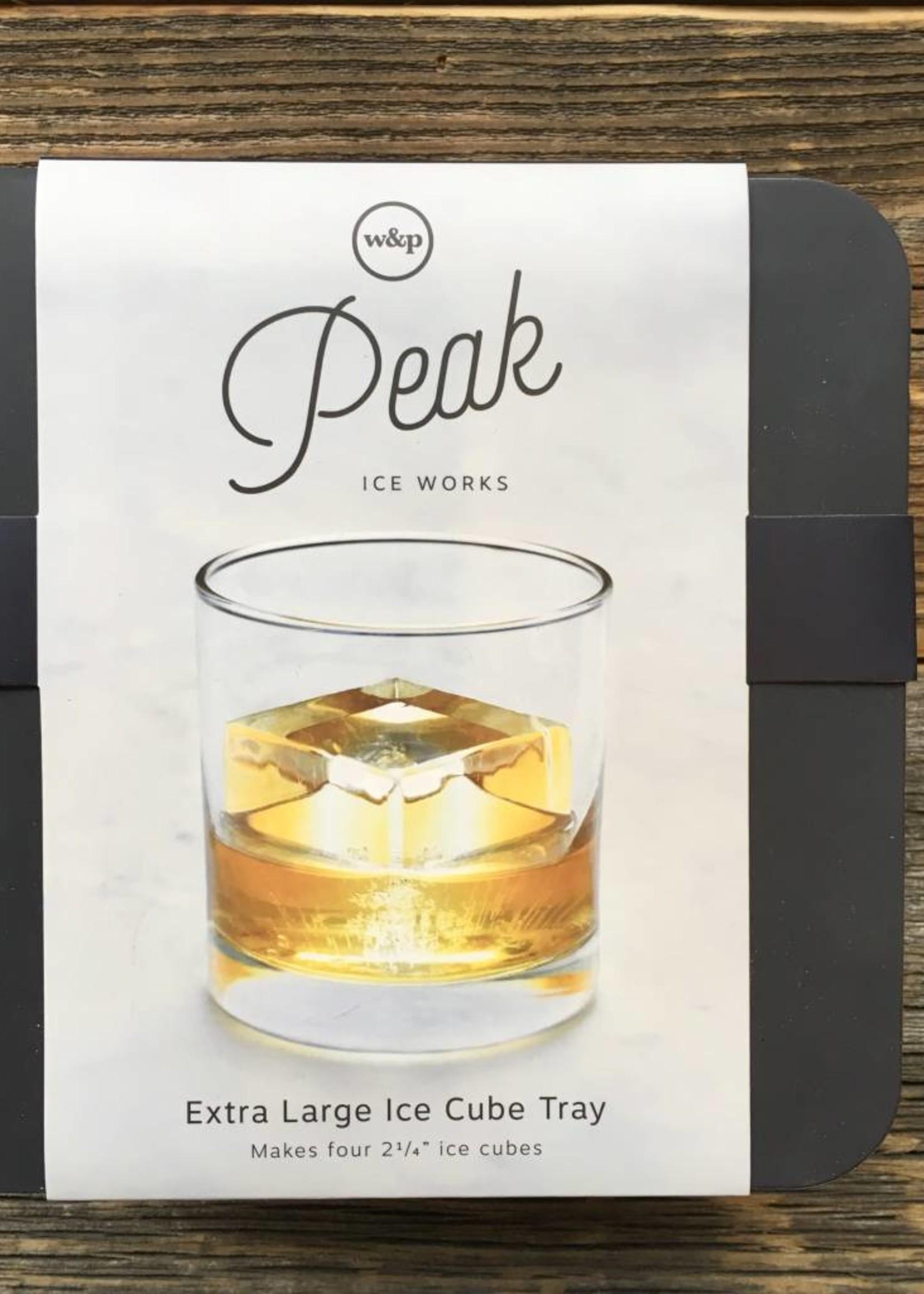 Peak Ice Works Peak Ice Works Extra Large Ice Cube Tray