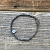Gnome & Bow Lucky Horse Bracelet