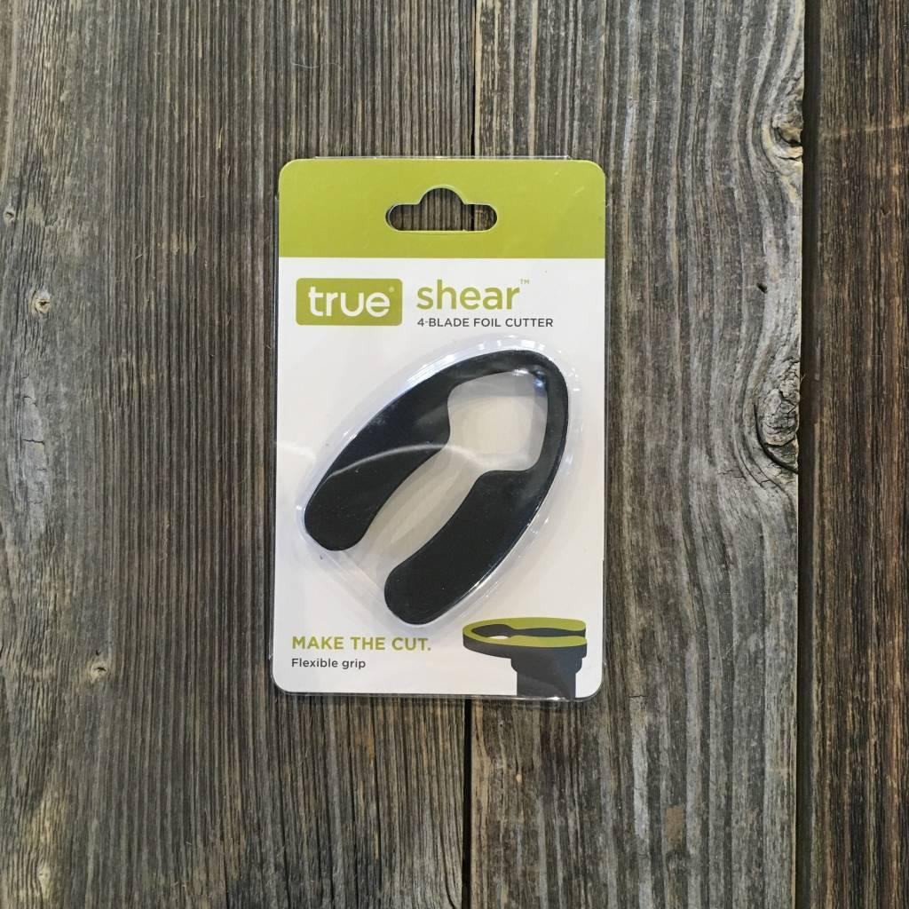 True Shear 4 Blade Foil Cutter