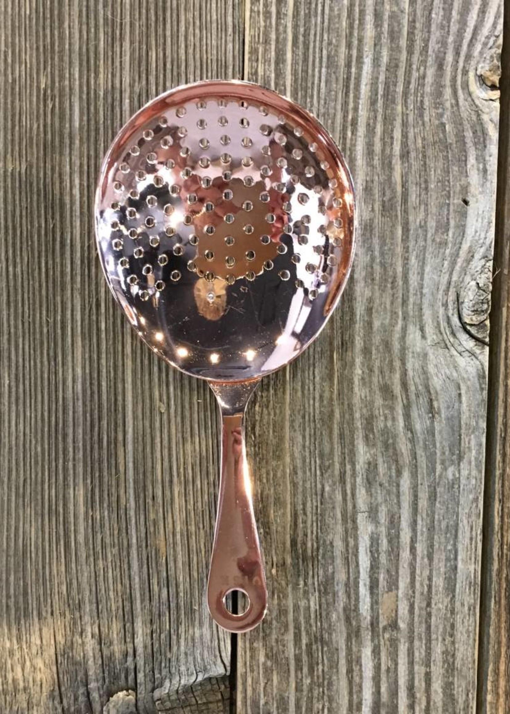 Viski Viski Summit Copper Julep Strainer