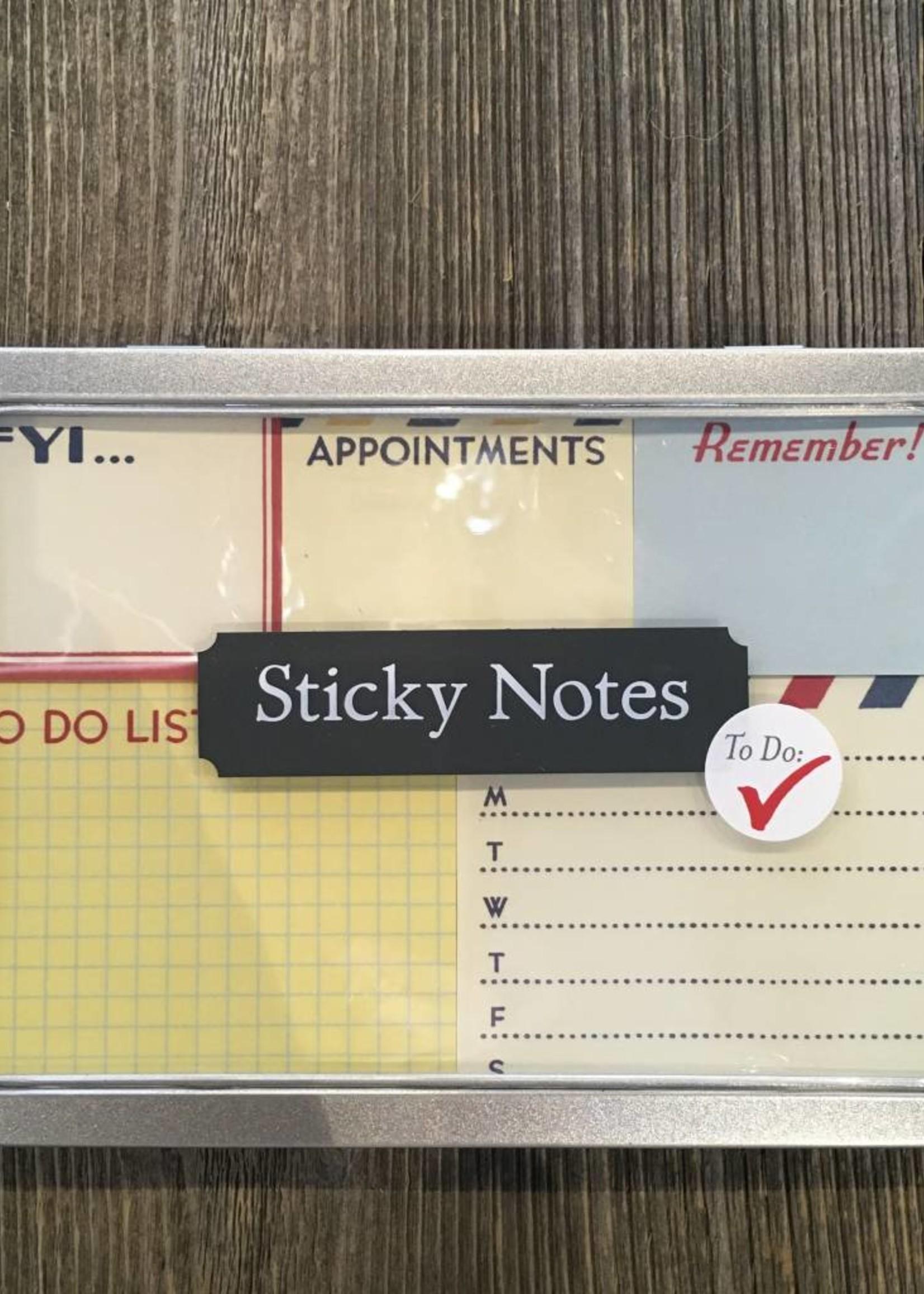 Cavallini Cavallini Sticky Notes