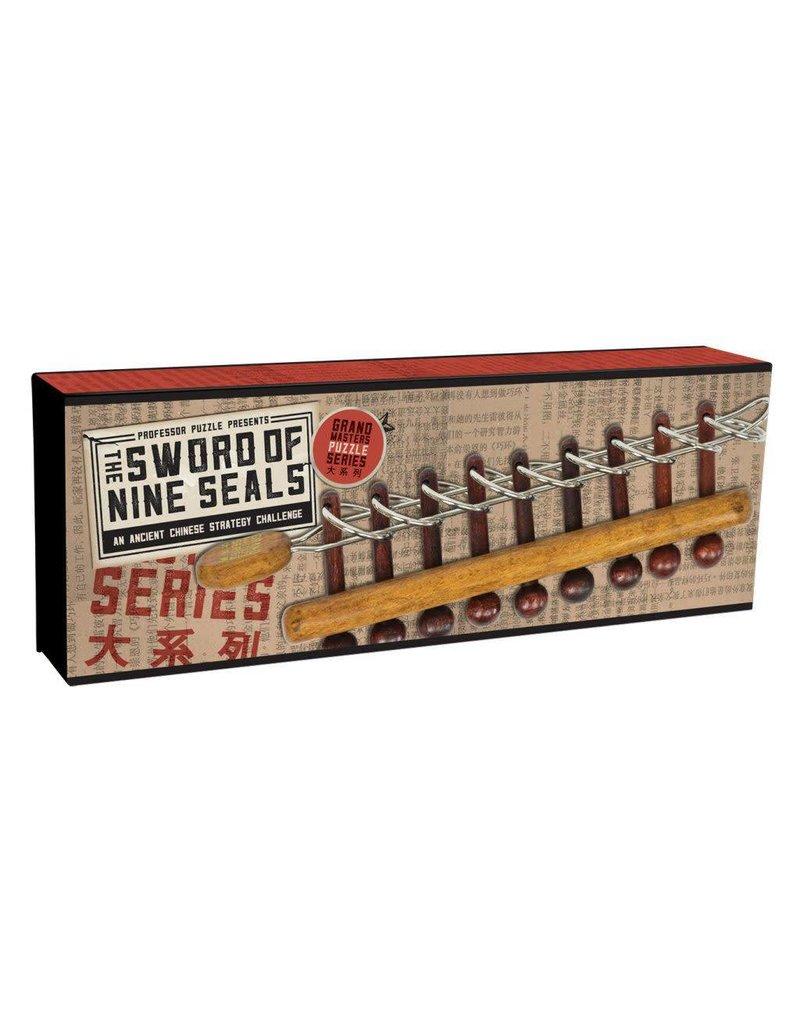 Professor Puzzle Professor Puzzle Sword of Nine Seals