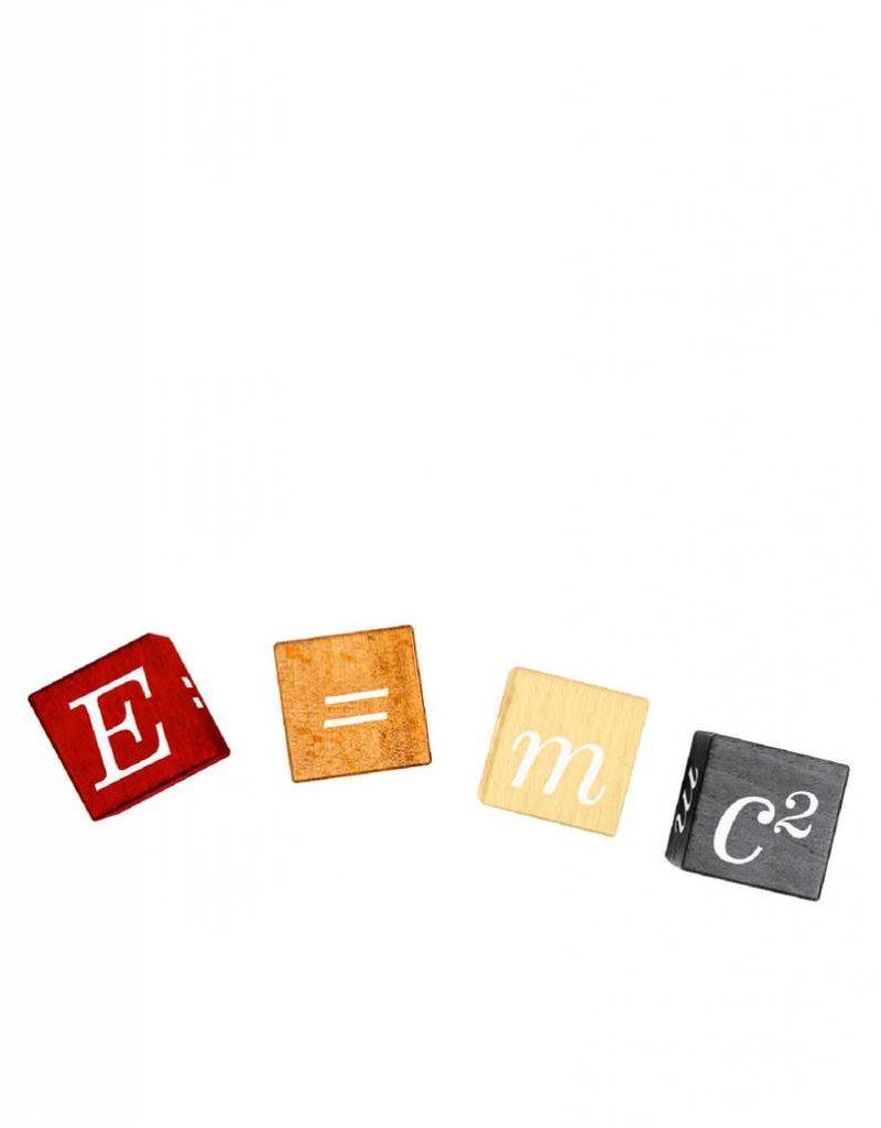 Professor Puzzle Professor Puzzle E=MC2 Puzzle Blocks