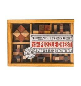 Professor Puzzle Professor Puzzle Puzzle Chest