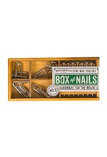 Professor Puzzle Professor Puzzle Box of Nails