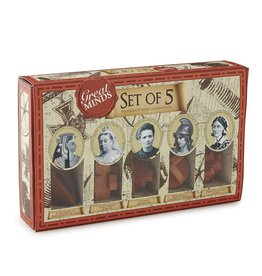 Professor Puzzle Professor Puzzle Womens Set of 5