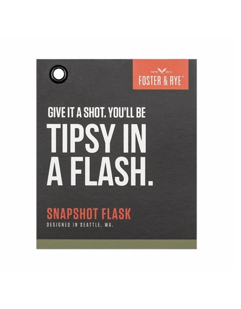 Foster & Rye Foster & Rye Snapshot Flask