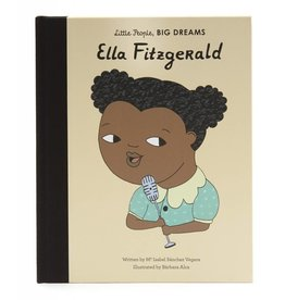 Hachette Little People Big Dreams Ella Fitzgerald