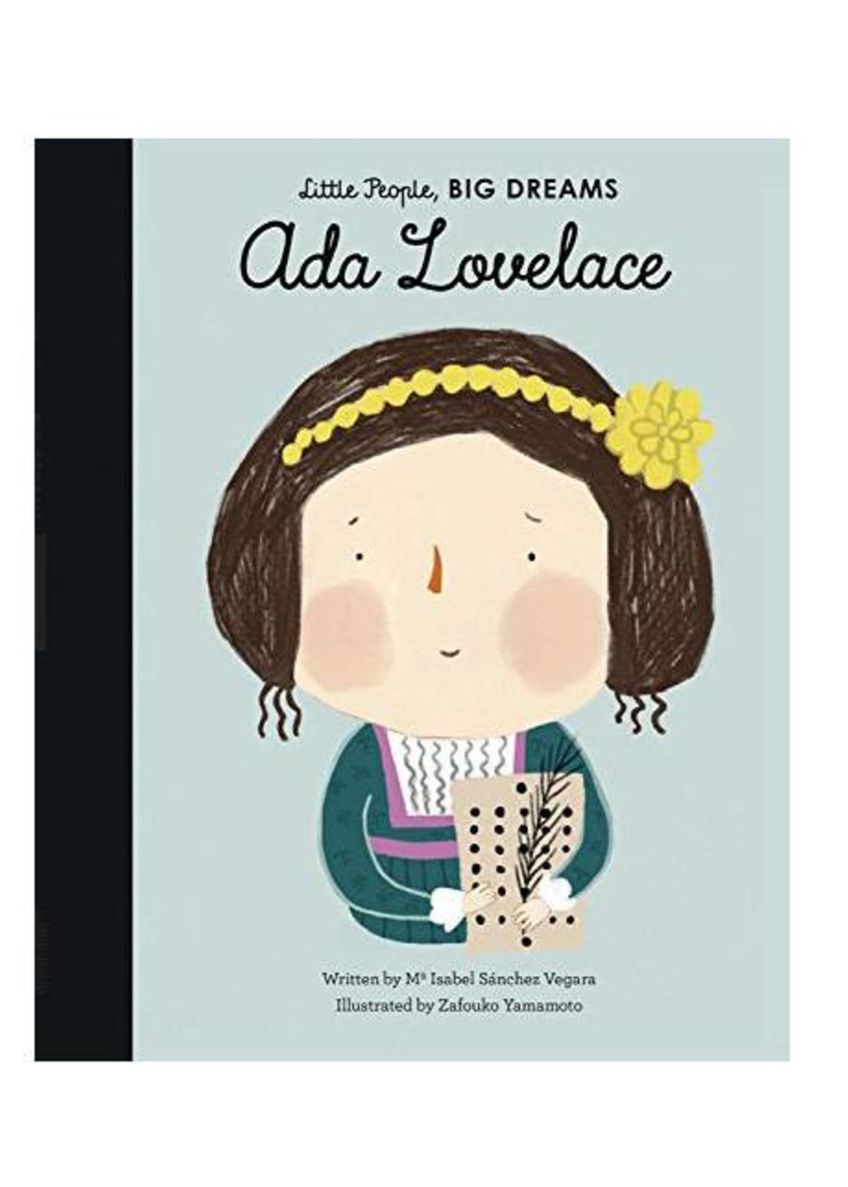 Hachette Little People Big Dreams Ada Lovelace