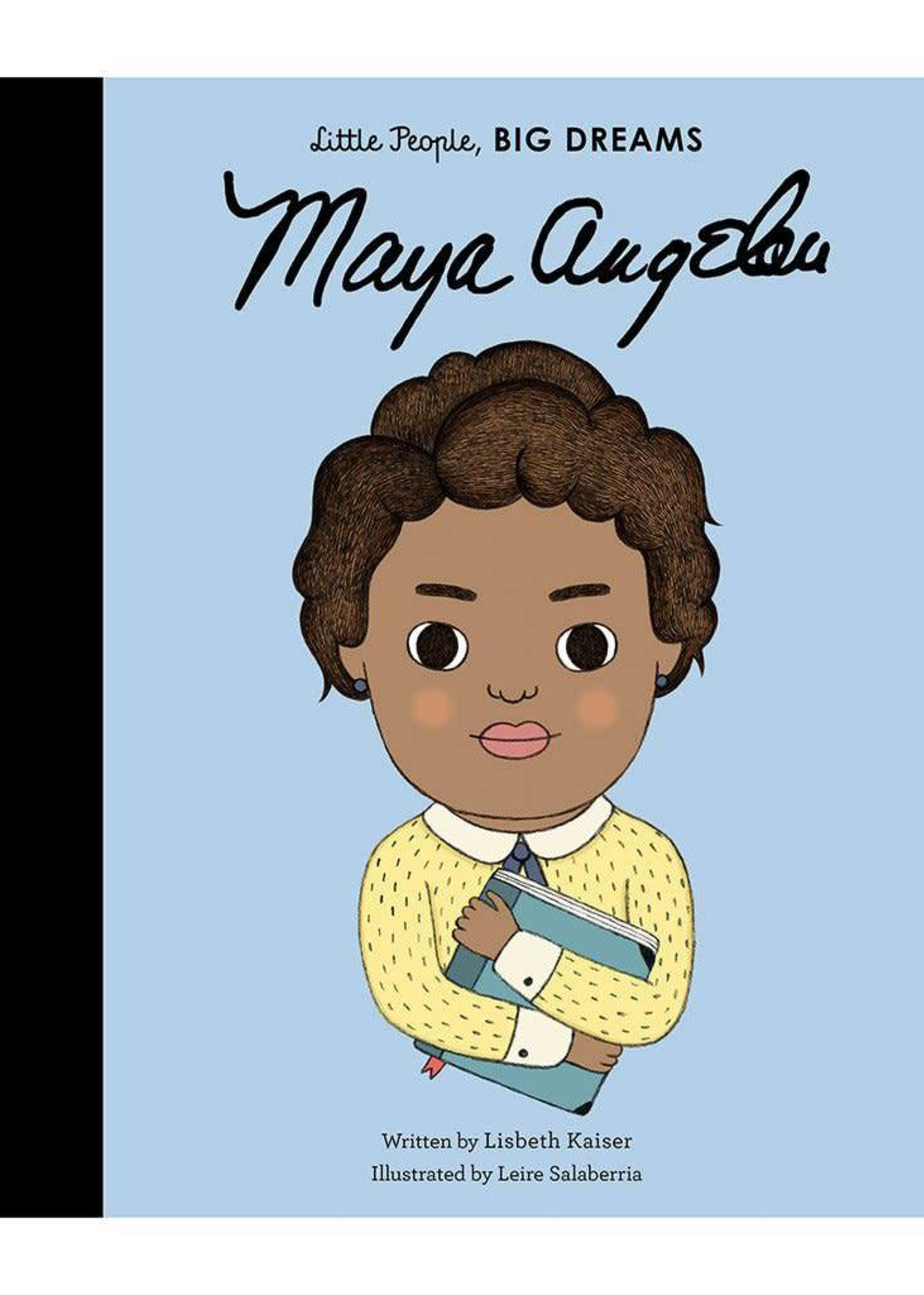 Hachette Little People Big Dreams Maya Angelou