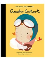 Hachette Little People Big Dreams Amelia Earhart