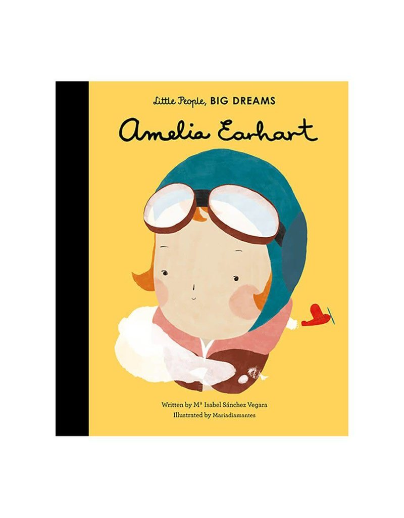 Hachette Little People Big Dreams Amelia Earhart