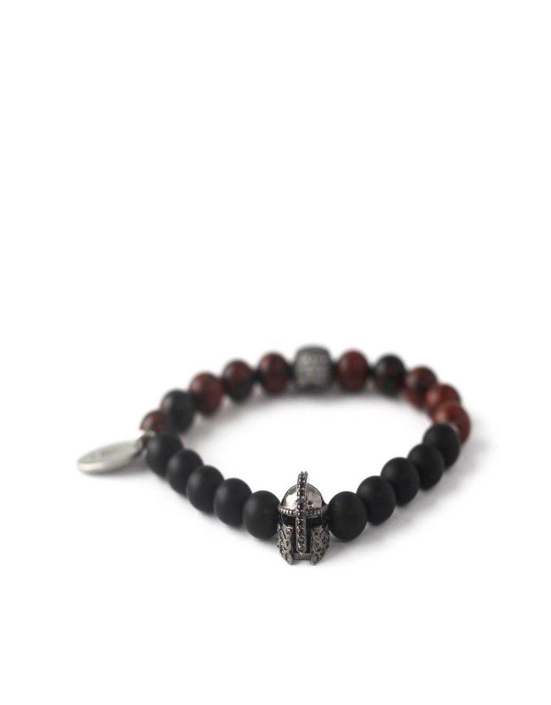 Gnome & Bow Gnome & Bow Helmskull Bracelet