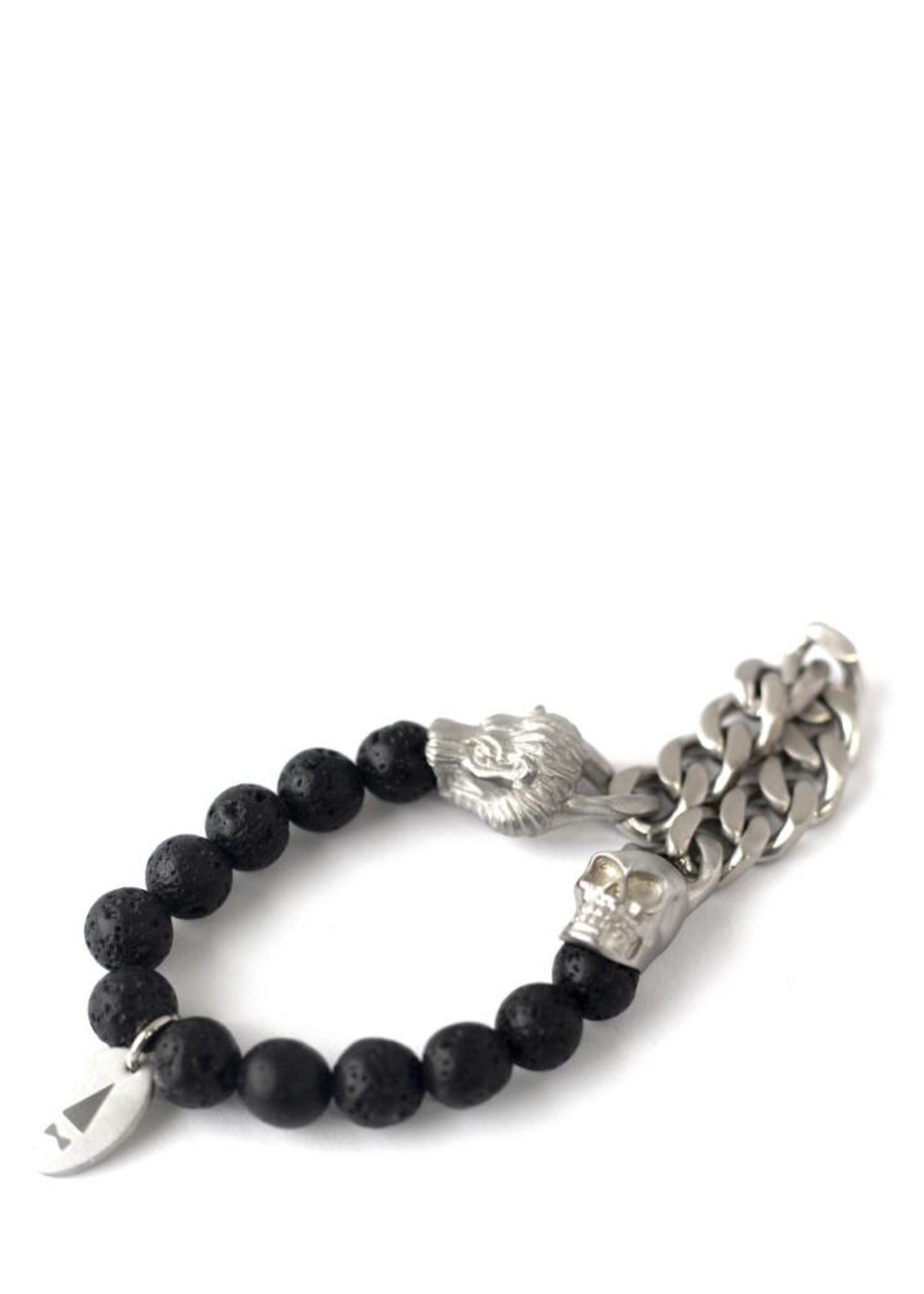Gnome & Bow Gnome & Bow Lionskull Bracelet