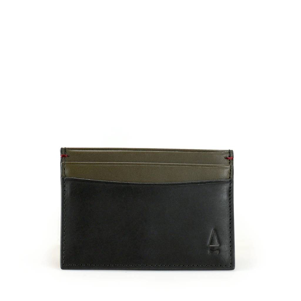 Gnome & Bow Louis Card Sleeve Olive
