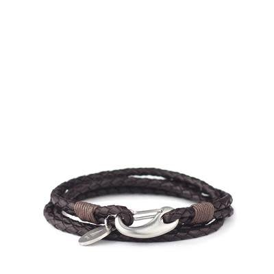 Gnome & Bow Ralph Braided Leather Bracelet
