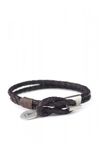 Gnome & Bow Smith Braided Leather Bracelet