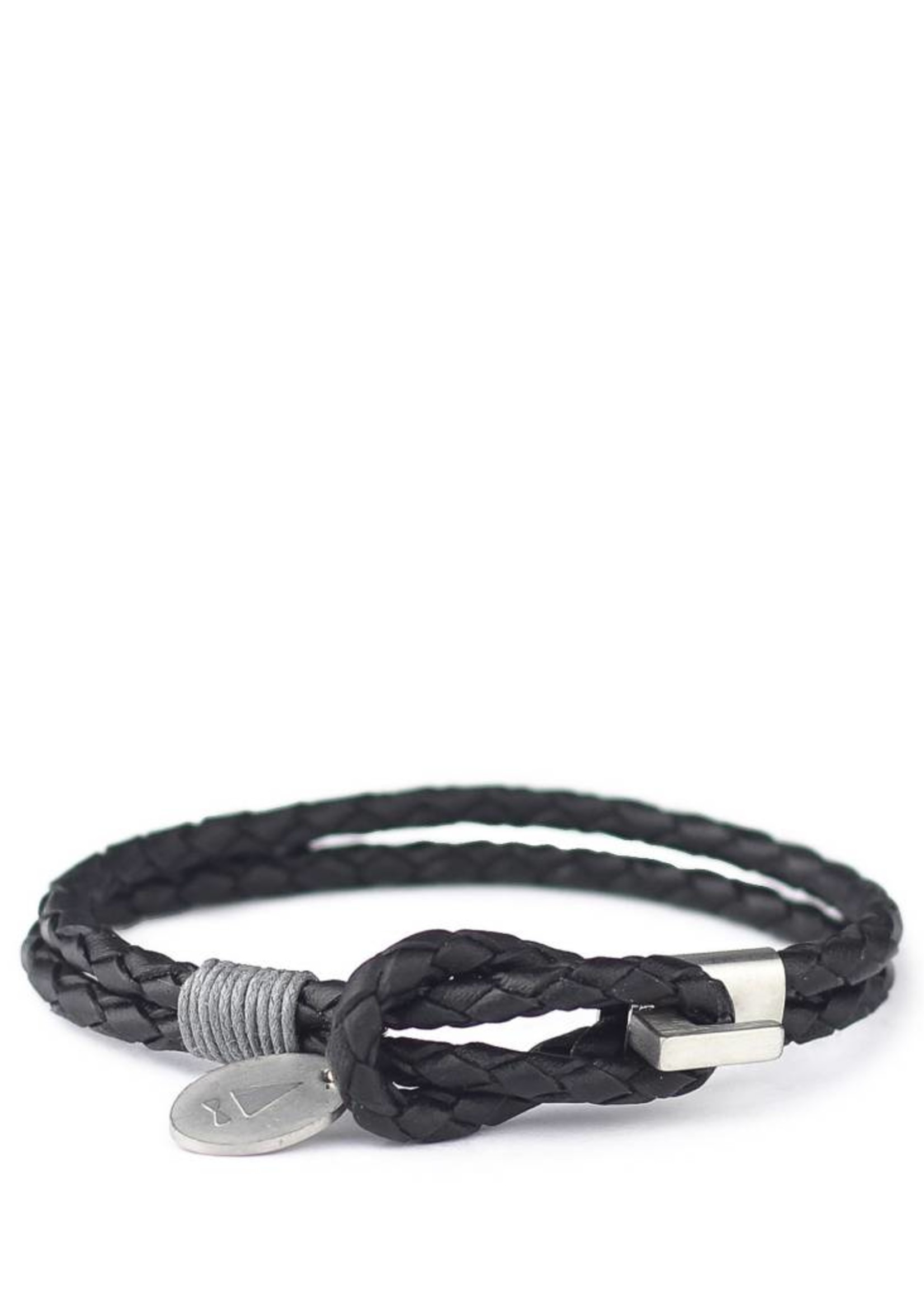 Gnome & Bow Gnome & Bow Smith Braided Leather Bracelet