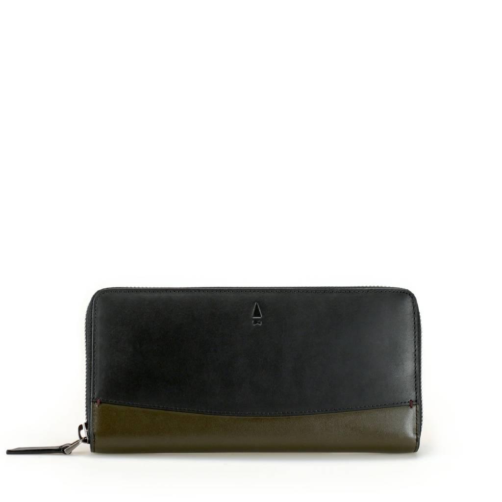 Gnome & Bow Sabine Accordion Zip Wallet