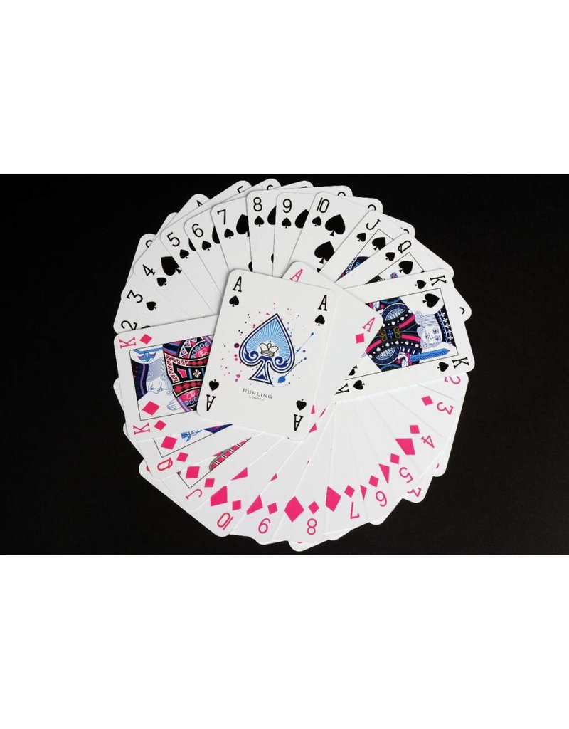 Purling London Purling London Playing Cards Single Deck