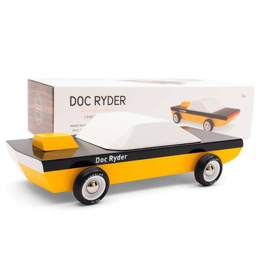 Candylab Yellow-Black Doc Ryder Racer