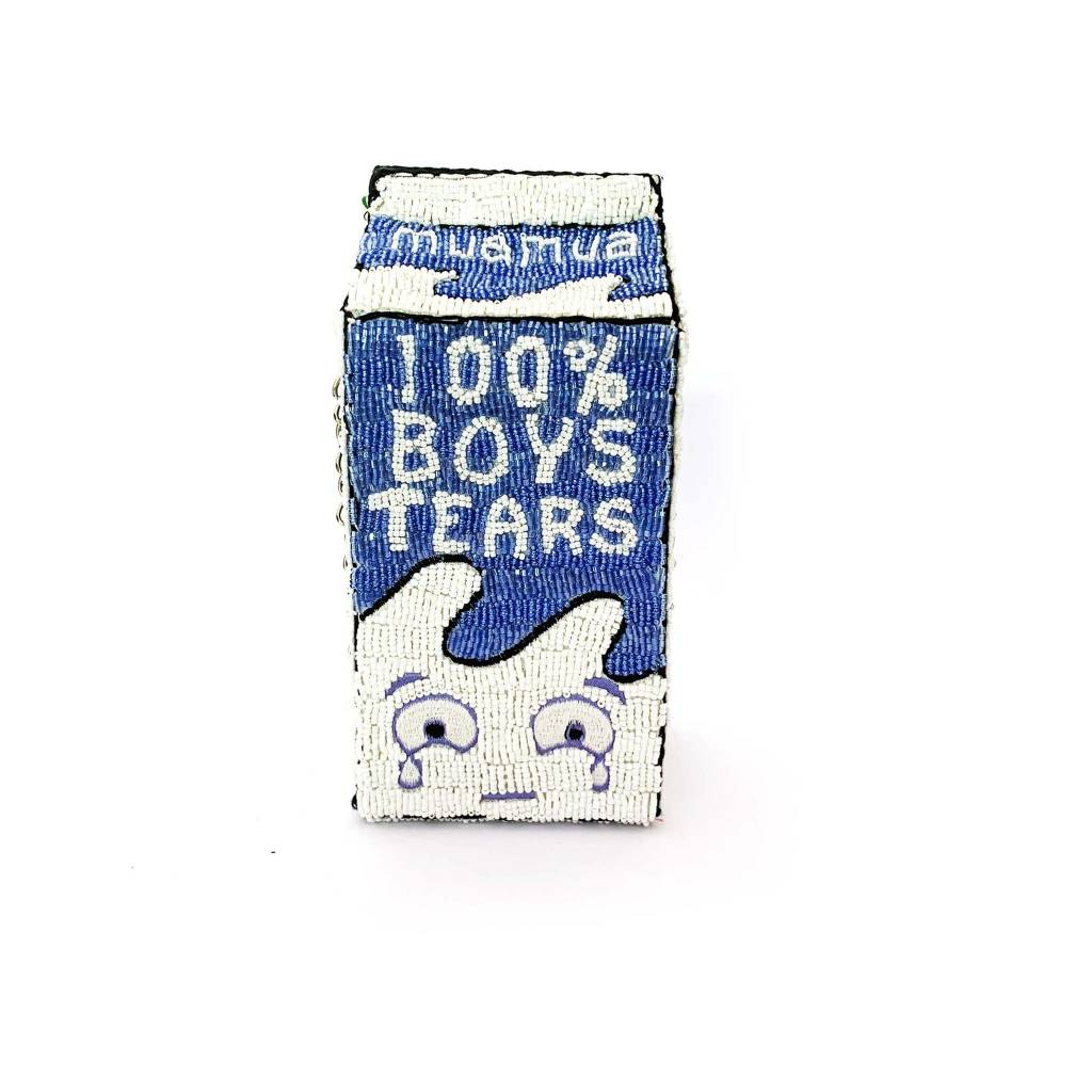 Mua Mua Dolls Toy Bag Milk Bag - Boy's Tears