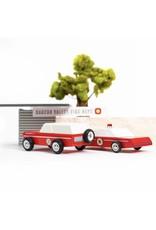 Candylab Candylab Firechief Patrol Car