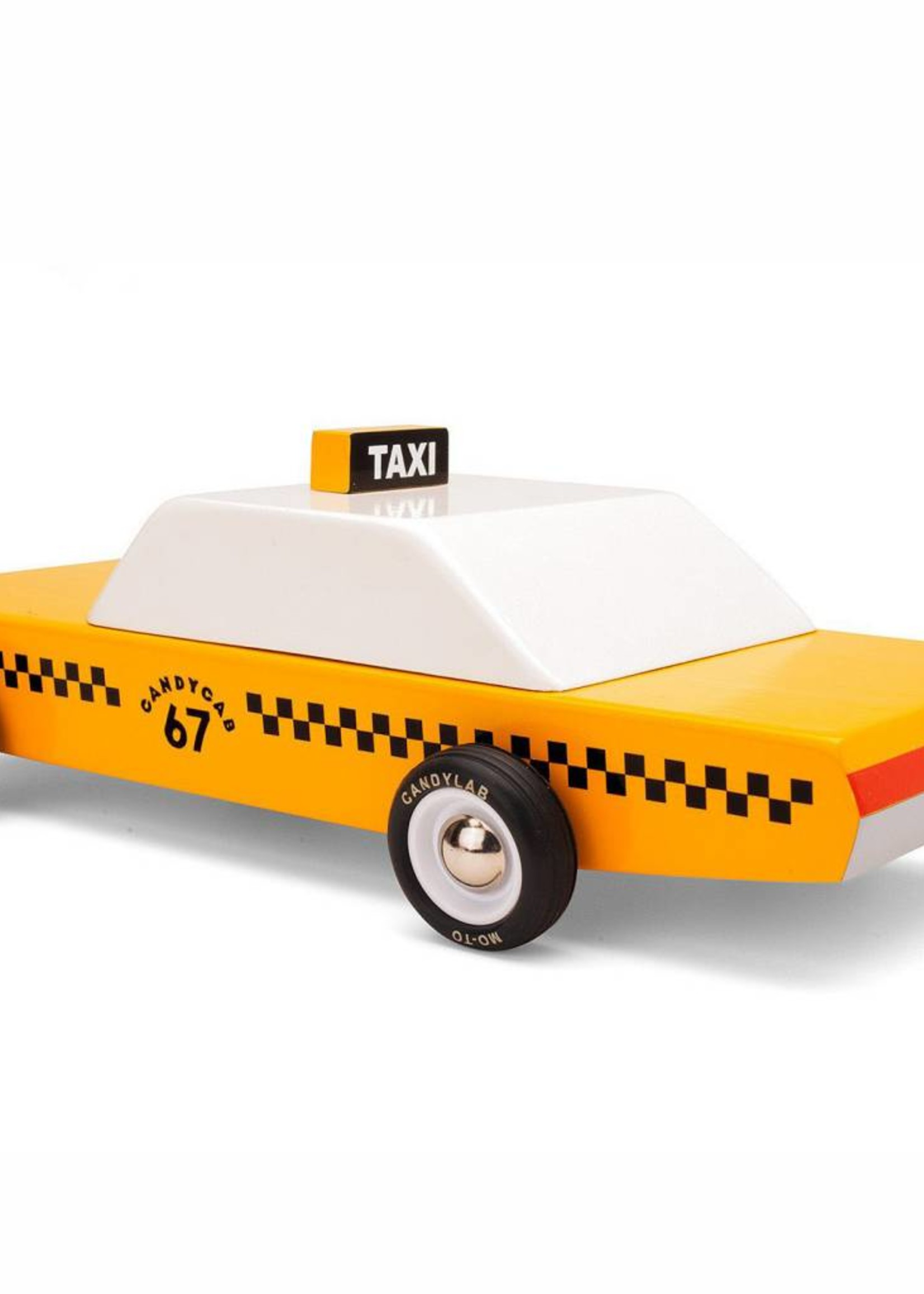 Candylab Candylab Yellow Taxicab