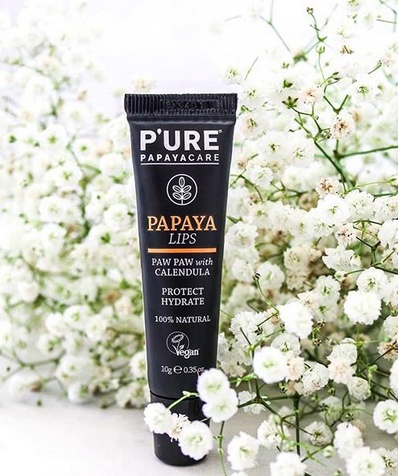 P'ure Papaya 10g Lips