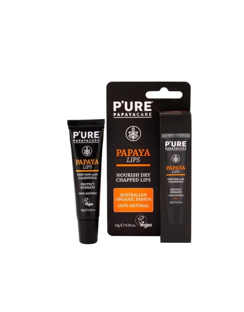 P'ure Papaya Care P'ure Papaya 10g Lip