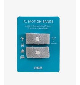 Flight 001 Flight 001 Motion Bands Gray