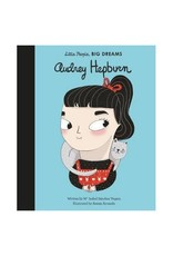 Hachette Little People Big Dreams Audrey Hepburn