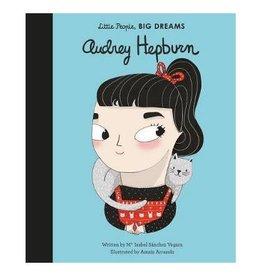 Hachette Little People Big Dreams Audrey Hepburn