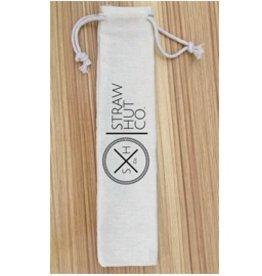 Straw Hut Co. Straw Hut Tan Bag