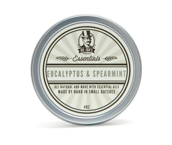 Dr.Jon's Essentials Shaving Soap