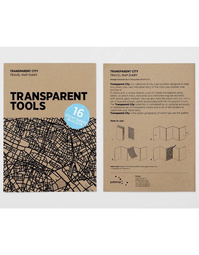 Palomar Palomar Transparent Tools - 16 Sheets