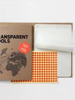 Palomar Palomar Transparent Tools - 16sheets+260dots