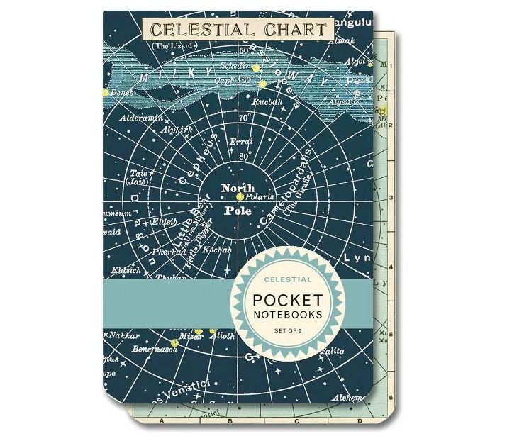 Cavallini Pocket Notebook Set