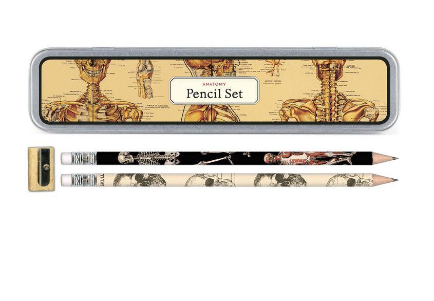 Cavallini Pencil Set