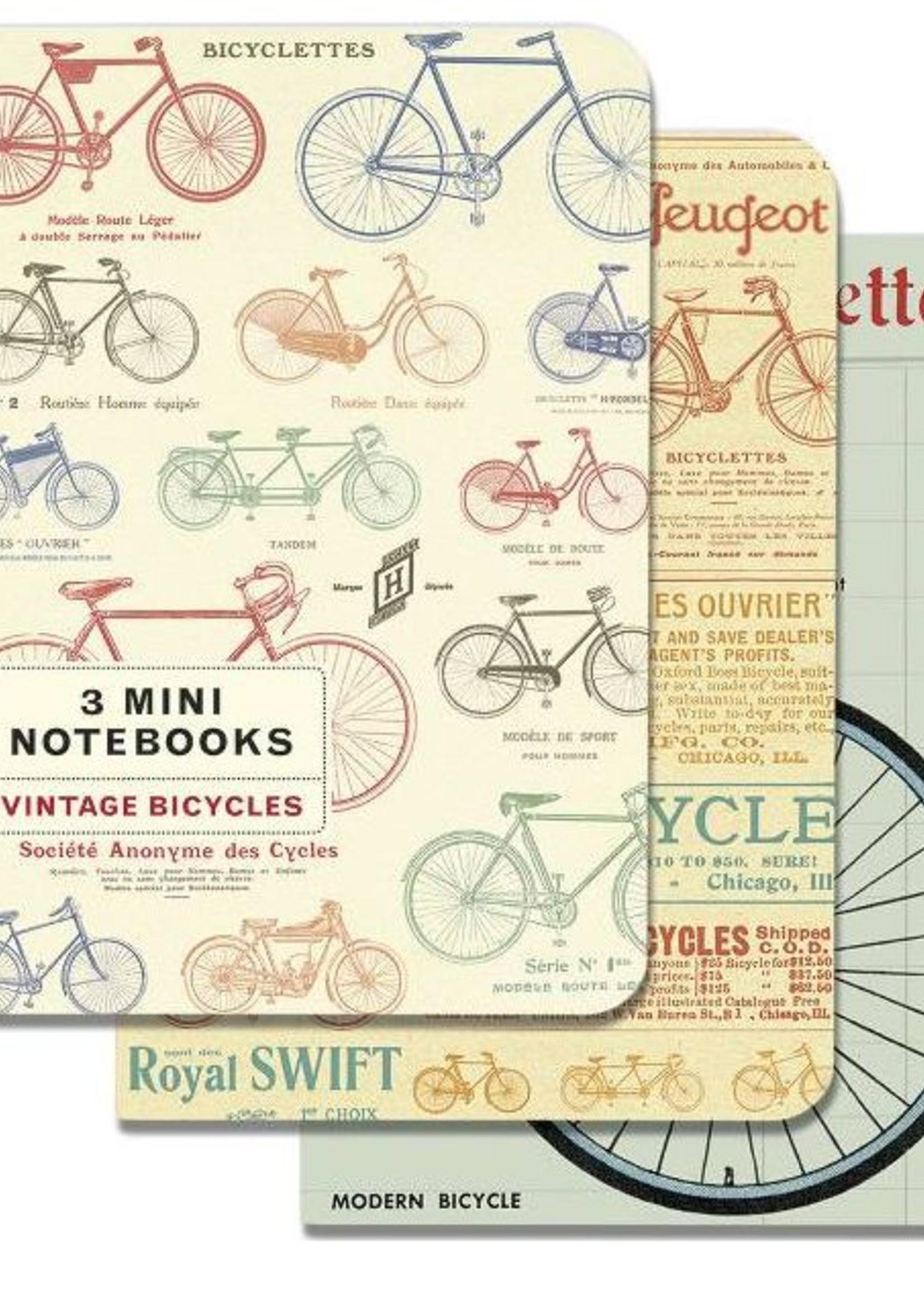 Cavallini Cavallini Mini Notebooks