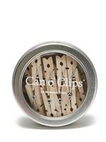Cavallini Cavallini Mini Wooden Clips In Tin