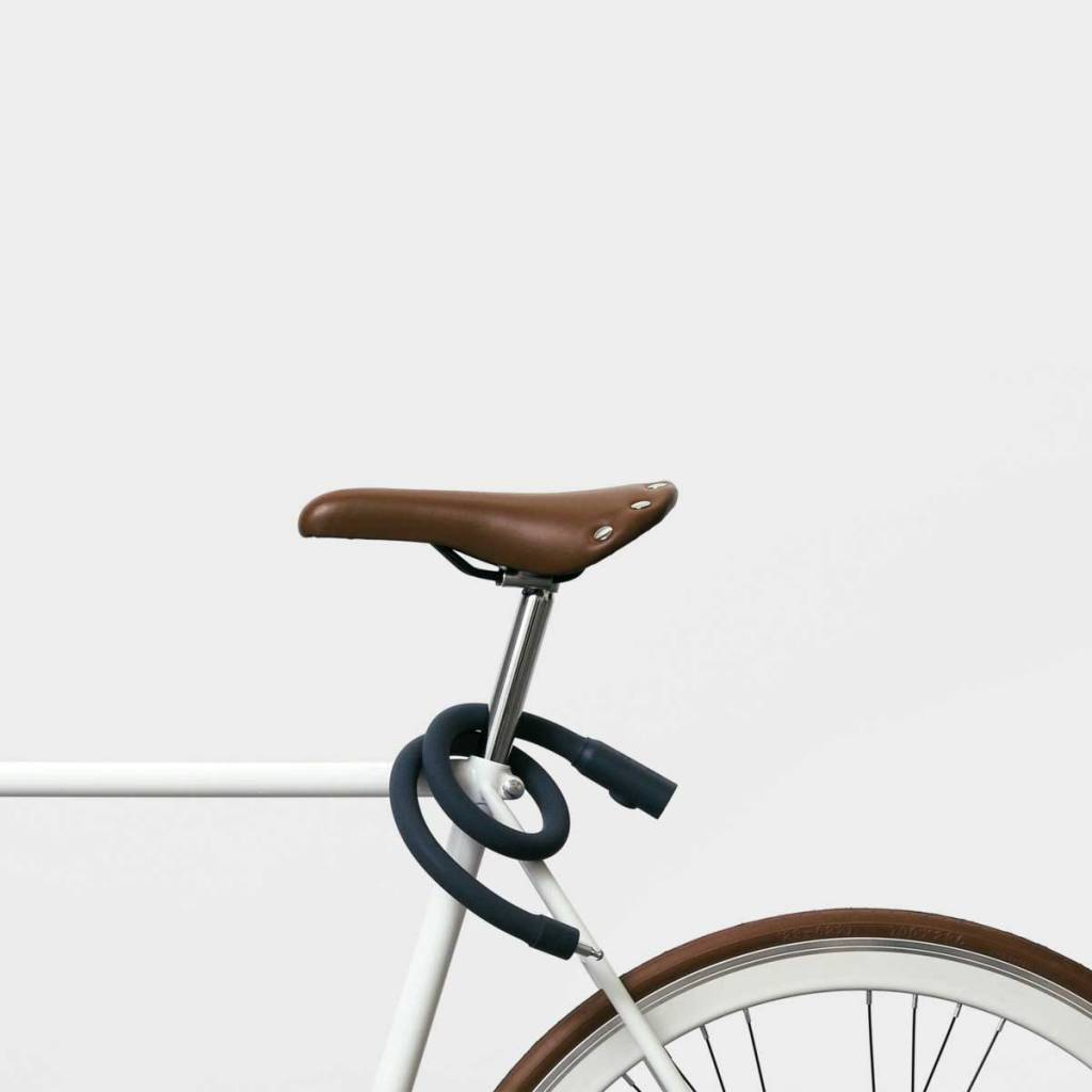 Palomar Lochness Bike Lock - Anthracite