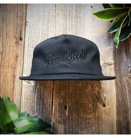 Get the Goods Get The Goods Snapback Black