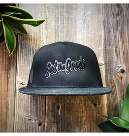 Get the Goods Get the Goods Black Trucker Hat