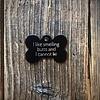 Premier Tags Dog Tags Black