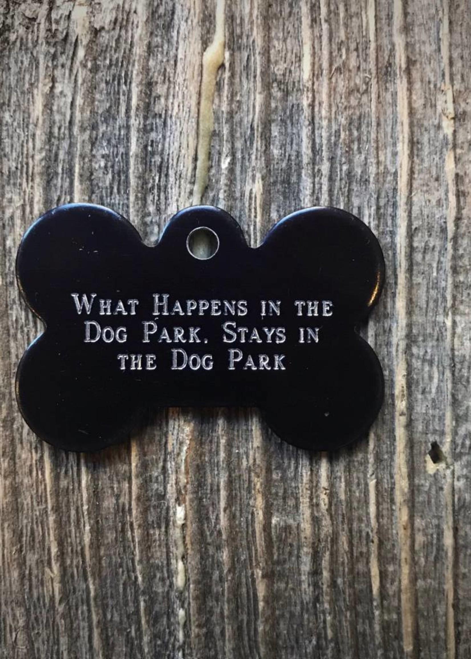 Premier Tags Premier Tags Dog Tags Black